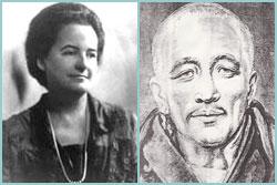 Alice Bailey e il Maestro Djwahl Khul