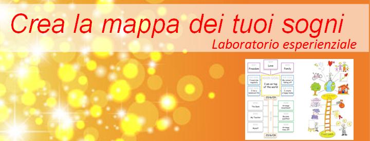 Crea la mappa dei tuoi sogni laboratorio esperienziale for Crea la casa dei miei sogni